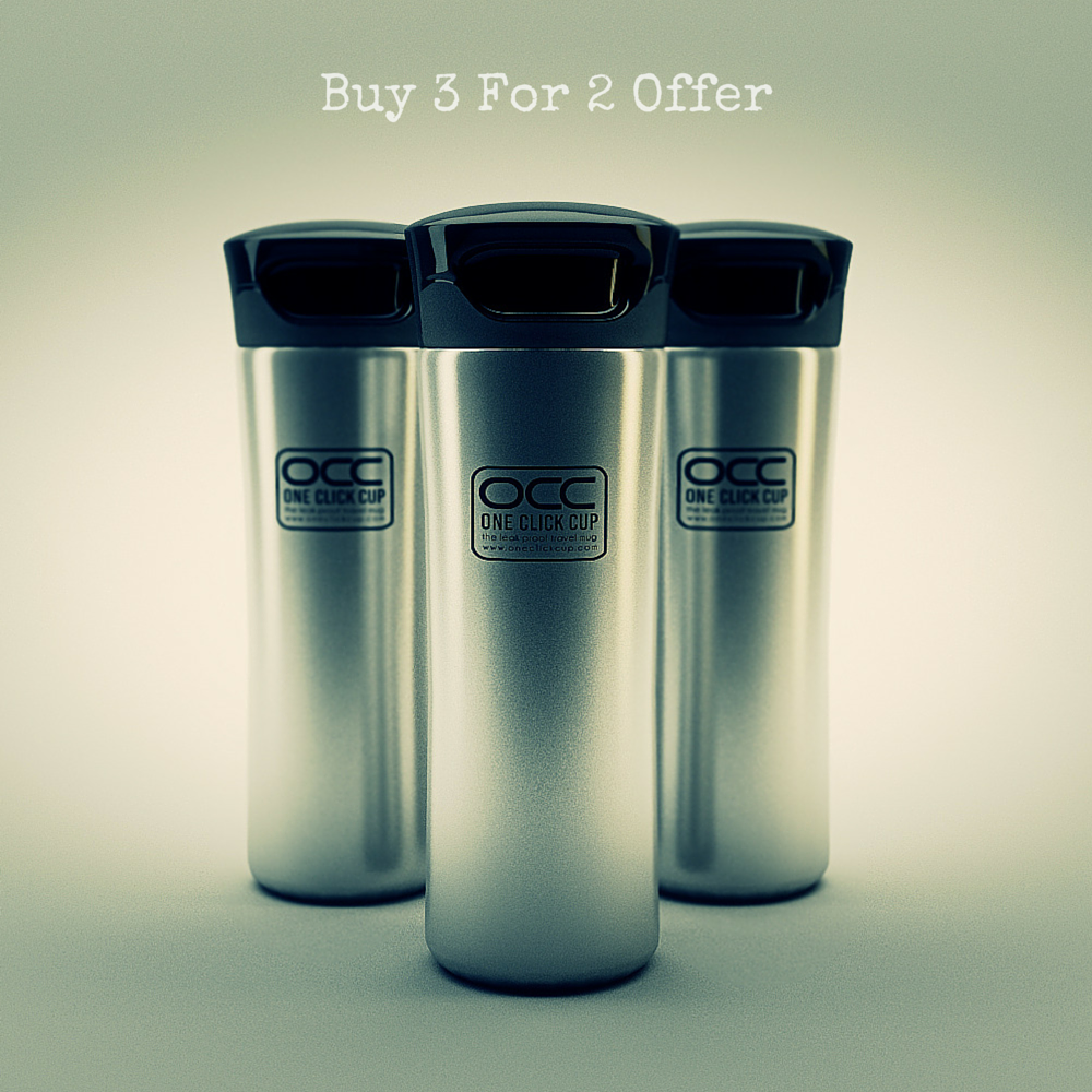 One Click Cup Buy 3 For 2 Offer